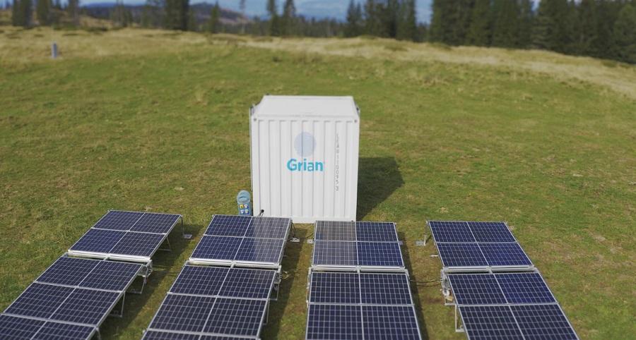 grian solar energy