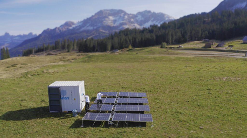 solar energy for costa rica